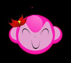monyet female
