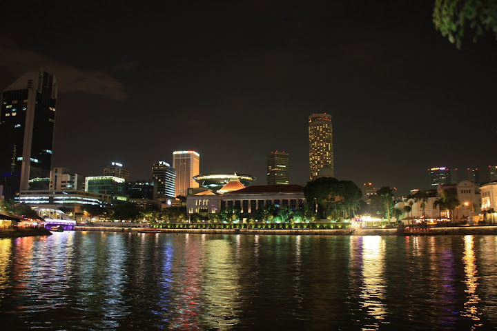 Banks of Singapore River