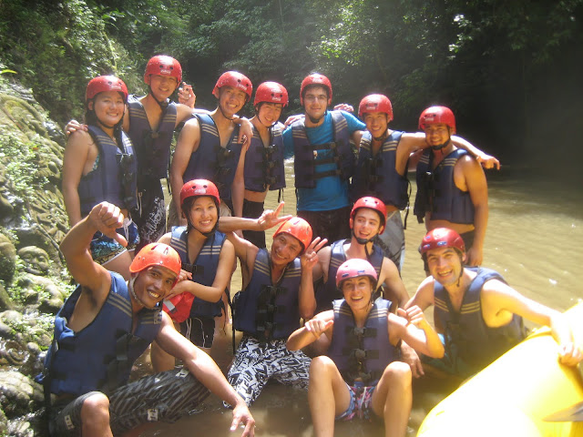White River Rafting Crew