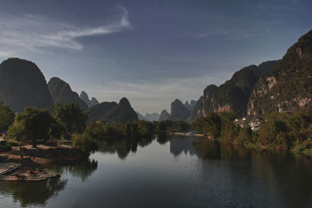 Yang Shuo's scenery