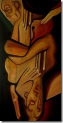 The Self - 24 x 48 Arash