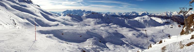 Chassoure à Verbier, Valais, Suisse