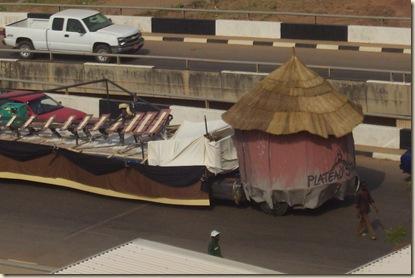 Traffic at Abuja Fest (7)