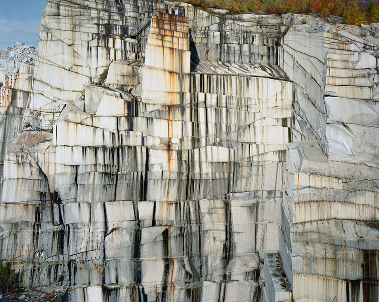 Rock of Ages # 26, Abandoned Section, E.L. Smith Quarry, Barre, Vermont by Edward Burtynsky
