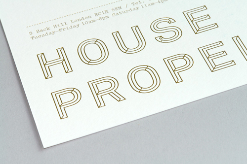 House of Propellers by Hyperkit