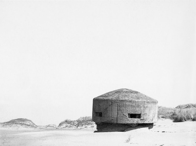 The Frightening Beauty of Bunkers by Paul Virilio