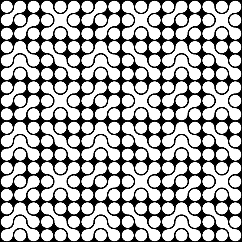 Organic Circle Pattern