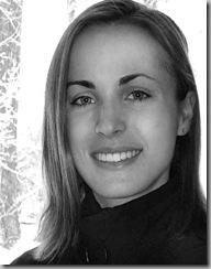 Winter olympics US Team Karin Friberg