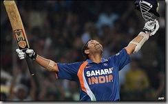 sachin Tendulkar 3rd ODI in Ahmedabad