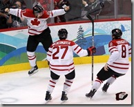 Sydney Crosby Canada Winter Olympics Ice Hockey