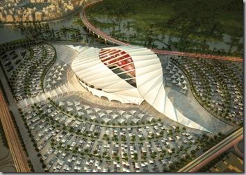 Al khor stadium qatar