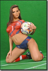 FIFA Girl Boady painting (21)