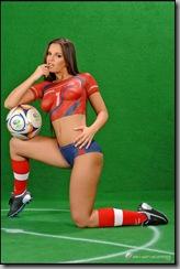 FIFA Girl Boady painting (8)