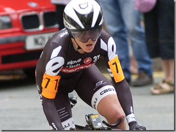 Emma Pooley First British Woman To Win Time Trial World Title 1