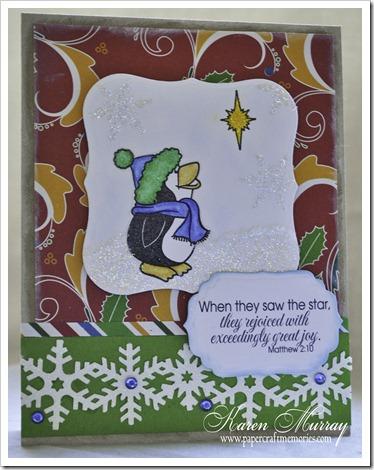 Matthew 2_10 WORDart card