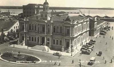 Prefeitura nos anos 30