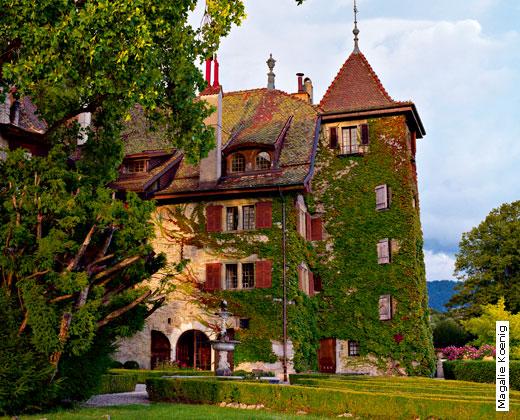 Château de Chardonne - Lavaux AOC