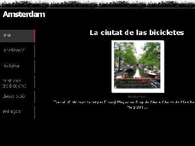 web d'Amsterdam