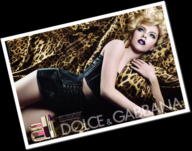 Dolce-Gabbana-Evocative-Beauty-makeup-collection-fall-2010-Scarlett-Johansson