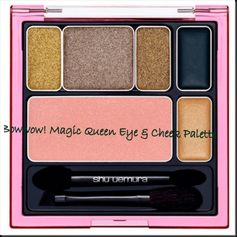 Bowwow! Magic Queen Eye & Cheek Palette s