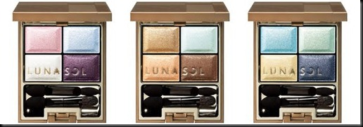 Kanebo-Lunasol-Spring-2011-Ocean-eyeshadow-palettes
