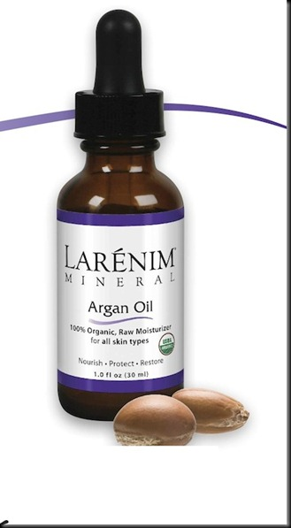 Larenim Argan Oil info sheet
