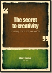 secret to creativity