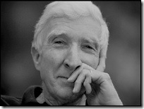 Photo of John Updike by Nubar Alexanian