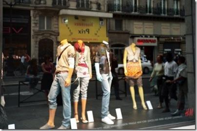 Mannequins (Paris, 2005)
