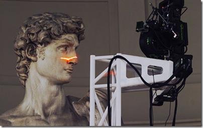 Scanning David