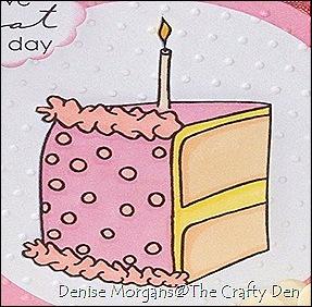 b'day card (25) close up