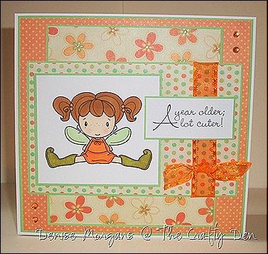 Ida's b'day card