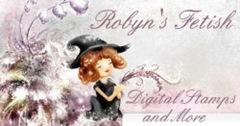 Robyn's Fetish logo