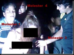 Singaporean Girl Harassment Video At Siloso Beach Countdown Party www.GutterUncensored.com a3
