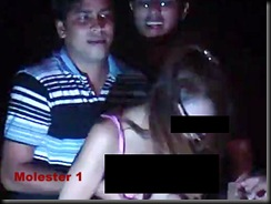 Singaporean Girl Harassment Video At Siloso Beach Countdown Party www.GutterUncensored.com a1