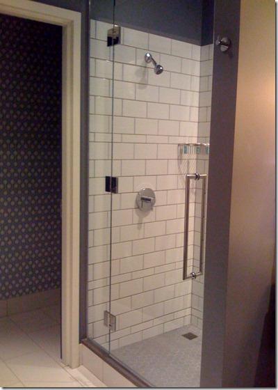 w austin shower