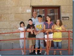 """""""LOS NIÑOS Y LA POESÍA"""" en Radio OASIS Salamanca, domingo 31 de mayo de 2009"""
