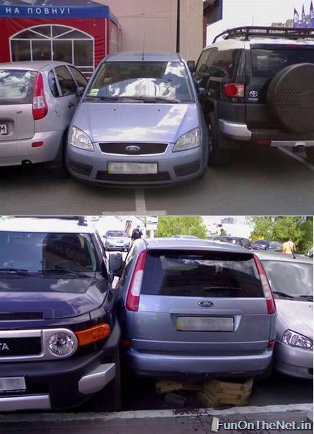 Worst Parking Jobs