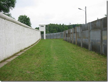 Moedlareuth wall