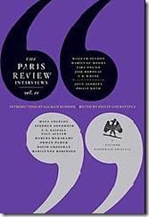 Paris Review Interviews Vol 4