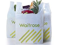 Waitrose Carrier Bags