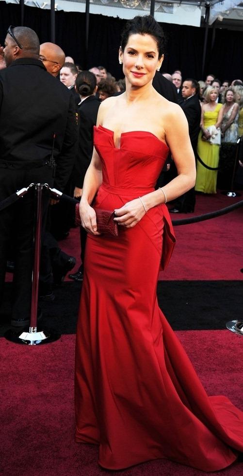 Sandra Bullock - Vera Wang