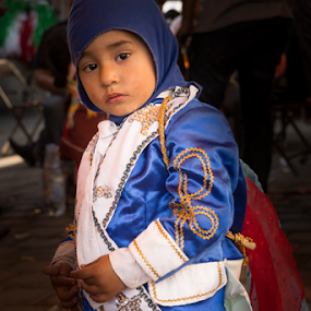 Carnival Child by Cristobal Garciaferro Rubio - Babies & Children Children Candids