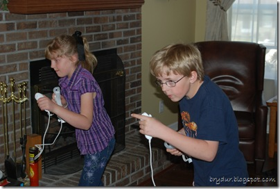 It's Wii time!