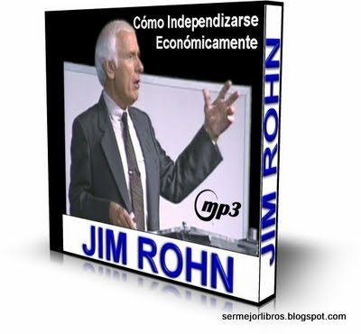 audiolibro-jim rohn-independencia-economica