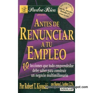 libro-robert-kiyosaki-independencia-financiera