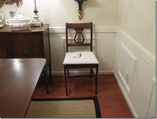 monogrammed dining room chairs 027