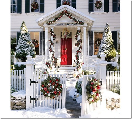 POTTERY BARN PORCH
