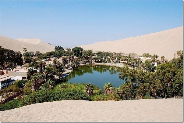 20 most incredible desert oasis6