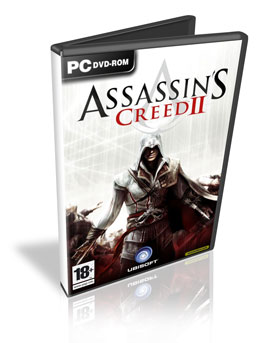 pc assasins creed 2 ii crack completo Download   PC Assasins Creed 2 II + Crack Completo  Baixar Grátis